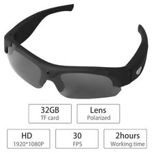 POV-TEK ELITE CAMERA SUNGLASSES 1080P HD Video Recorder Sunglasses