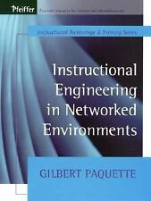 Instructional Engineering in Networked Environments Tech Training Series