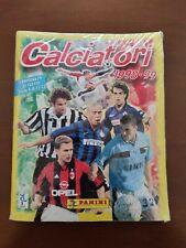 Album calciatori panini 1998 99 sigillato set completo 98 99.