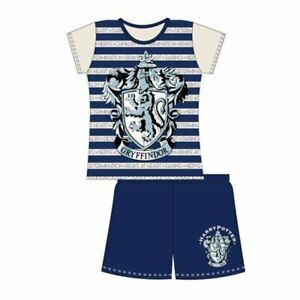 100% Official Girls Harry Potter short, shortie pyjamas, pj's  5 to 12 years