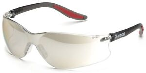 Elvex Xenon Safety Glasses with Indoor/Outdoor Lens
