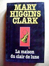 Roman La maison du clair de lune  Mary Higgins Clark /A9