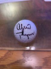 LPGA Lexi Thompson Signed Golf Ball