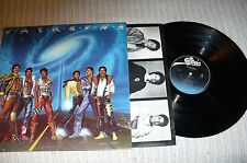 The Jacksons LP, Victory, Epic BL 38946, VG+