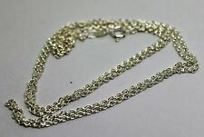 925 STERLING SILVER BELCHER LINK CHAIN 5.35 grams 70cm *FREE EXPRESS POST IN OZ