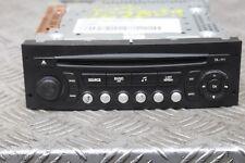 Autoradio CD - Peugeot 207 307 1007 Citroen C2 C3 - RD4N1-02