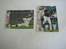 CHARLIE BLACKMON 2020 TOPPS SERIES 2 SP & BASE CARD #397 COLORADO ROCKIES