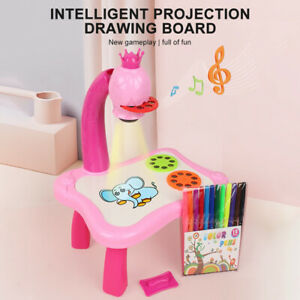 NEW Magnetic Drawing Board Doodle Kids Erasable Pad Girls Toys Gift