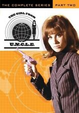 Girl from U.N.C.L.E.: The Complete Series, Part Two [4  (REGION 0 DVD New) DVD-R