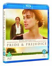 Pride and Prejudice 5050582754629 Blu-ray Region B