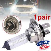 2x Lamp Bulb Car Headlight H7 Light Globes White Super 55W Xenon Halogen 12V