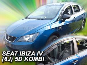 HEKO Windabweiser SEAT IBIZA V ST 6J Kombi 5türer 2008-2017 4-teilig 28254