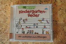 Die 30 besten Kindergartenlieder LAMP&LEUTE 1 Audio-CD