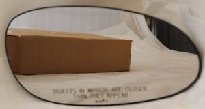 Mirror Glass Rear View GM 88986368 In Stock Buick Century Regal 2003-05 Box Part