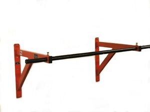 Pull up-Chin up wall mounted bar 150 kg H Made in England Gym Weight Lifting
