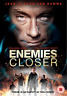 Orlando Jones, Vlado Mihailov-Enemies Closer  DVD NUOVO