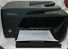 HP Officejet Pro 6968 All-In-One InkJet Printer Tested and Working