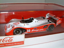 1/43 TSM PORSCHE 966 1993 SEBRING 12 HOURS #66, SNAP ON, COKE COLA
