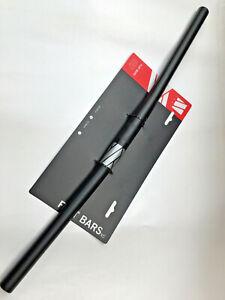 M-Part Flat Bar XC 25.4mm x 580mm 6061 Alloy Black