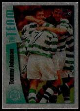 Futera Celtic Fans' Selection 1997-1998 (Chrome) Tommy Johnson #27