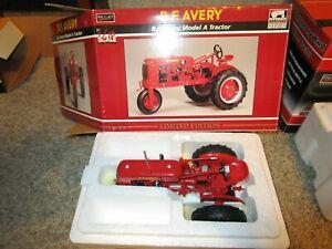 Agco Resin Farm Toy Vehicle NIB Tractor B.F. Avery Very Rare Model A