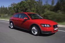 wrecking volvo c30 2.4 automatic,9,000 kms,as new parts,s40,v50,,1 x wheel nut