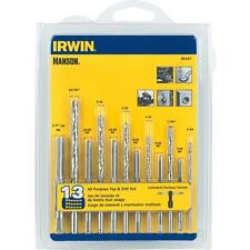 Irwin 13Pc Tap & Drill Set