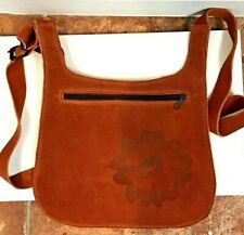 Two Leather Pouch Bags for Medieval Costuming Festival Wear