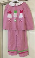 FUNTASIA TOO TODDLER GIRLS OUTFIT SIZE 4R 4 T 4T FANTASIA! TOO...  BALLET