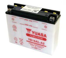 YUASA yb16al-a2 Batería 12v 16ah de la motocicleta (51616,CB 16al-a2,fb16al-a2)