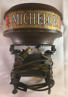 Vintage Michelob Beer Bar Light. Clamp On Table Lamp