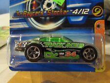 Hot Wheels X-Raycers Stockar #114! Clear Track Aces