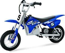 Razor MX350 Dirt Rocket Electric Ride-On Toy - Blue