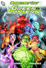 Green Lantern Brightest Day TP (Green Lantern Graphic Novels (Paperback)), Johns