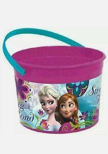 BRAND NEW Disney Frozen Halloween Trick or Treat Bucket
