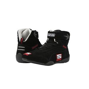 Simpson Racing Shoes Suede Nomex Lined SFI 5 Rated