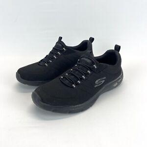 Skechers Empire D'Lux 12820 Comfort Sneakers - Women's Size 7 Black