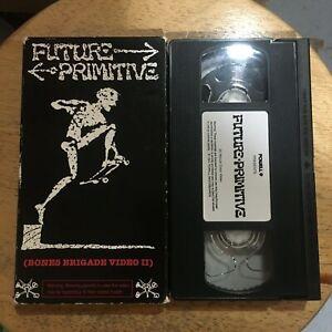 FUTURE PRIMITIVE Bones Brigade Video II VHS Powell Peralta Tony Hawk Mike McGill