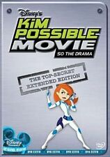 Kim Possible Movie so The Drama 0786936277852 With Gary Cole DVD Region 1