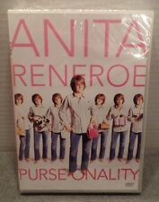 2005 NEW Sealed Christian Stand-Up Comedy DVD Anita Renfroe: Purse-onality HTF
