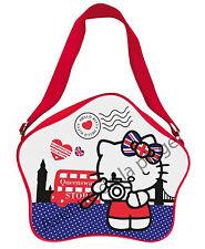 Sacoche bandoulière Hello Kitty London, idée cadeau, sac pour fille neuf