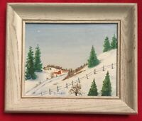 Gladys Chambers, Irish Listed Artist,Original oil painting On Board, signed