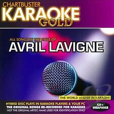 Chartbuster Karaoke Gold Series - KGR13003 (Avril Lavigne)