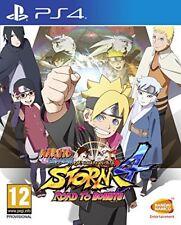 Juego Bandai Namco PlayStation 4 Naruto Shippuden Ultimate Ninja Storm 4 R...