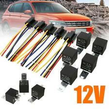 DC 12V DC 24V Waterproof Car 5Pin 40A Long Life Automotive Relay