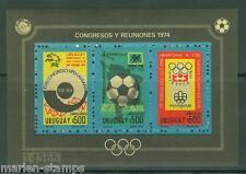 URUGUAY 1974  UPU SCOTT#C398  MINT NEVER HINGED