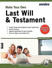 Make Your Own Last Will and Testament (2010, Paperback)