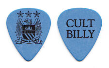 The Cult Billy Duffy Manchester City Guitar Pick 2012 Choice of Weapon Tour