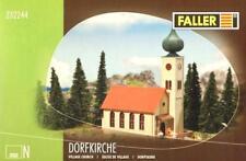 Faller 232244 N - Dorfkirche NEU & OvP