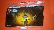 LEGO #4051 Quicky the Nesquik Bunny Nestle bunny Minifigure - | SEALED | RARE |